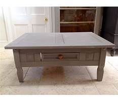 Annie sloan painted coffee tables Video