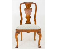 Antique bench chair Video