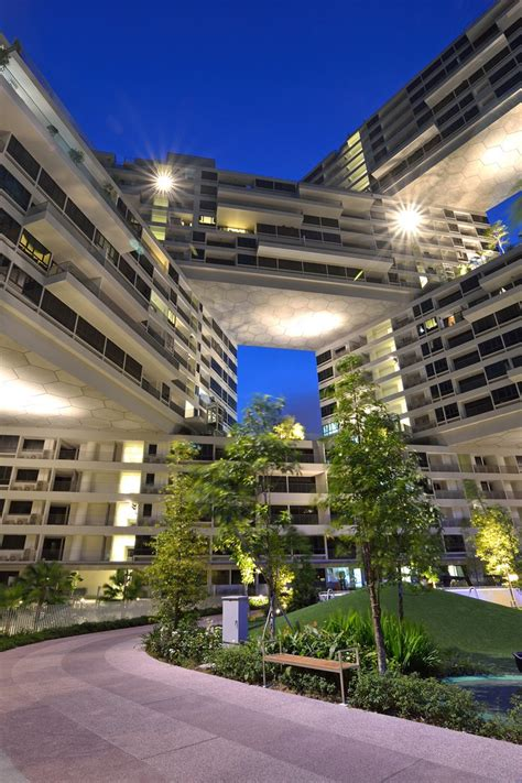 Apartment Building Architecture Singapore