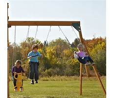 Arbor swing frame.aspx Video