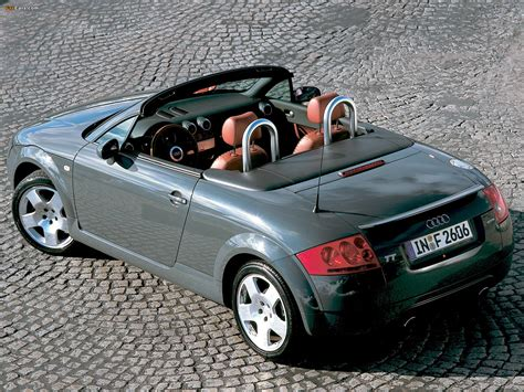 Audi Roadster Jdm