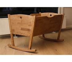 Baby cradle design plans Video