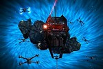 Babylon 5 Ship Battles