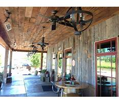 Back porch wood ceilings Video