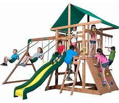 Backyard swing set amazon Video