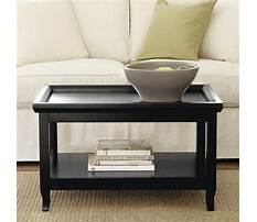 Ballard design morgan coffee table Video