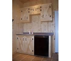 Barn door cabinet kitchen Video