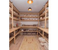 Basement shelves design Video