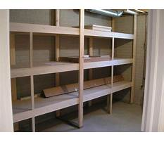 Basement shelving at home depot Video