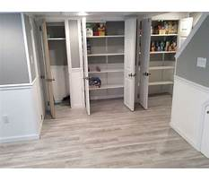 Basement shelving design ideas Video