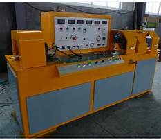 Basic electrical test bench Video
