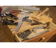 Basic furniture building tools Video