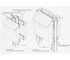 Bat conservation international bat house plans.aspx Video