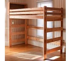 Bed loft plans.aspx Video