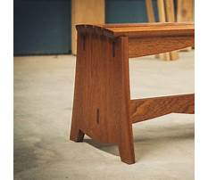 Bench patterns woodworking plans Video