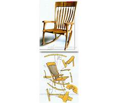 Bench rocker plans Video