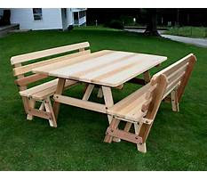 Bench to picnic table.aspx Video