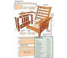 Best morris chair plans.aspx Video