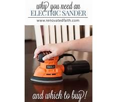 Best sander for diy furniture.aspx Video