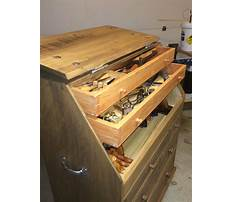 Best woodworking tool chest Video