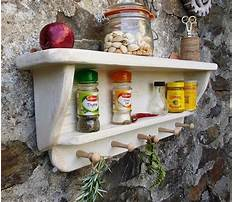 Bhs wooden spice rack Video