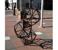 Bike rack art design competition Video