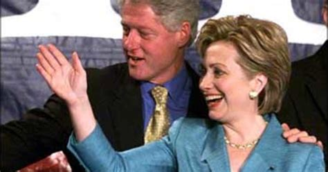 Bill Clinton at Whitewater
