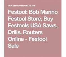 Bob marino festool aspx format Video