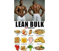 Bodybuilding maintenance diet Video