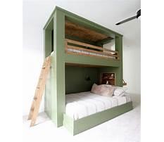 Build a bunk bed ladder.aspx Video