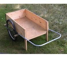 Build a garden cart plans Video