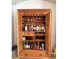 Build a liquor cabinet Video