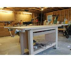 Build a woodworking bench.aspx Video