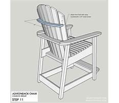Build adirondack bar chair plans.aspx Video