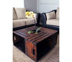 Build coffee table Video