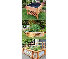 Build raised garden beds with sleepers Video