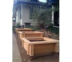 Build wood box planter Video
