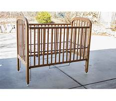 Build your own crib hardware Video