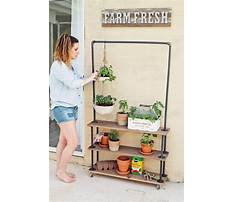 Build your own plant stand Video