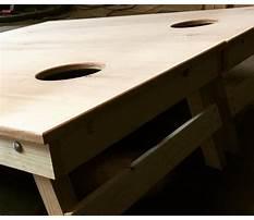 Building a cornhole board.aspx Video