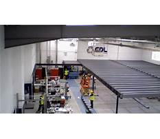 Building a mezzanine for storage timelapse Video