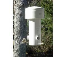 Building a pvc bird feeder plans Video