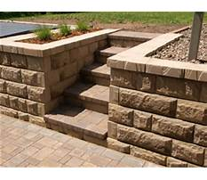 Building a wood retaining wall.aspx Video