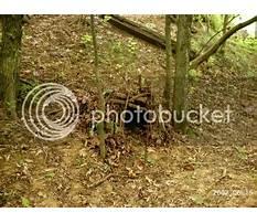 Building bobcat cubbies Video