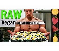 Building muscle raw vegan diet Video