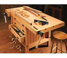 Cabinet makers workbench plans free Video