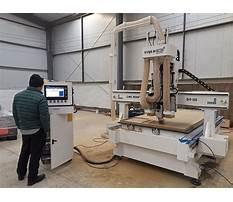 Cabinet making machinery Video