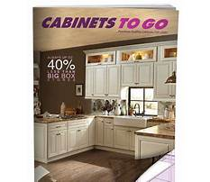 Cabinets to go catalog Video