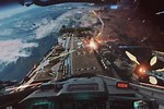 Call of Duty Space Battle