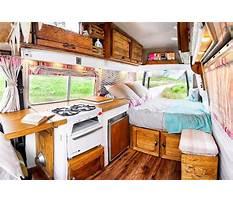 Campervan layout ideas Video